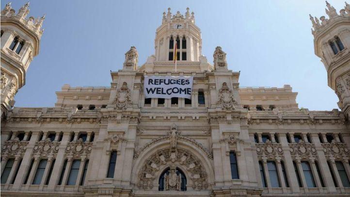 El palacio está ubicado en Tres Cantos.