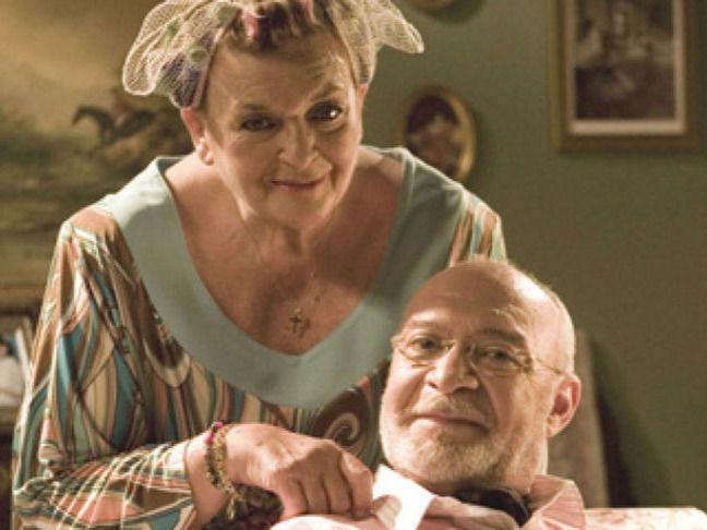 Marisa Porcel formó pareja cómica con Pepe Ruiz.