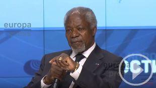 Una vida por la paz: adiós a Kofi Annan
