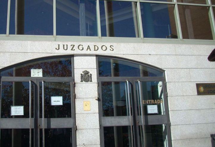 Juzgados de Getafe.