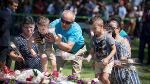 Madrid recuerda la tragedia de Spanair diez años después