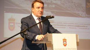 Jesús Moreno García, alcalde de Tres Cantos
