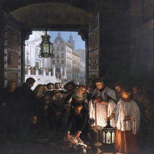 ¿Quién mató a Juan de Tassis?