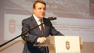 Jesús Moreno, alcalde de Tres Cantos, en una foto de archivo.