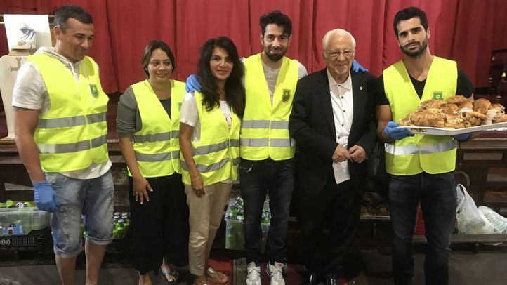 Taconeo solidario: show benéfico de los Vivancos en Leganés