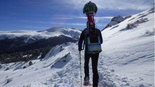 Google digitaliza 15 rutas de la Sierra de Guadarrama