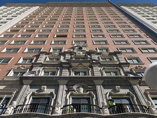 Baraka pide al juez que paralice las obras del Edificio España