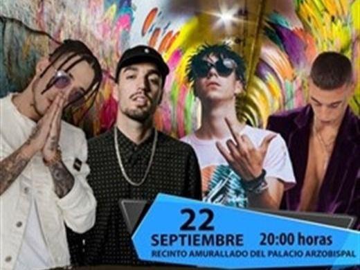 Alcalá cancela los conciertos de dos raperos