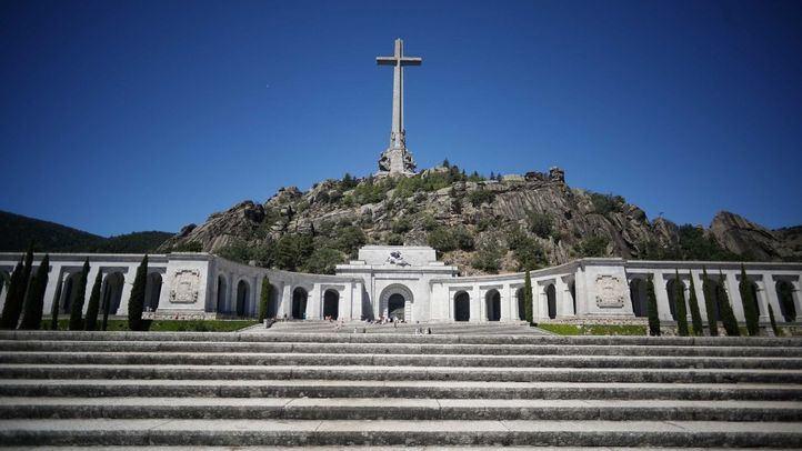 Valle de los Caídos en una imagen de archivo.