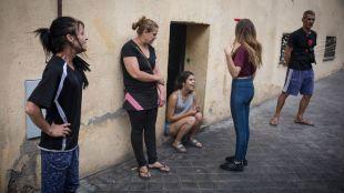 Tensión entre vecinos de Villaverde y siete okupas