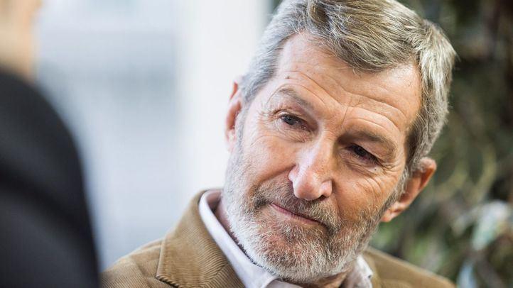 Julio Rodríguez, exJemad y secretario general de Podemos en Madrid.