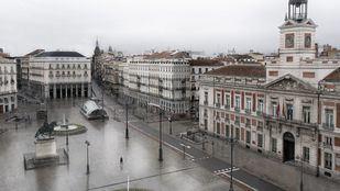 La Puerta del Sol tras los ojos de Ignacio Pereira.