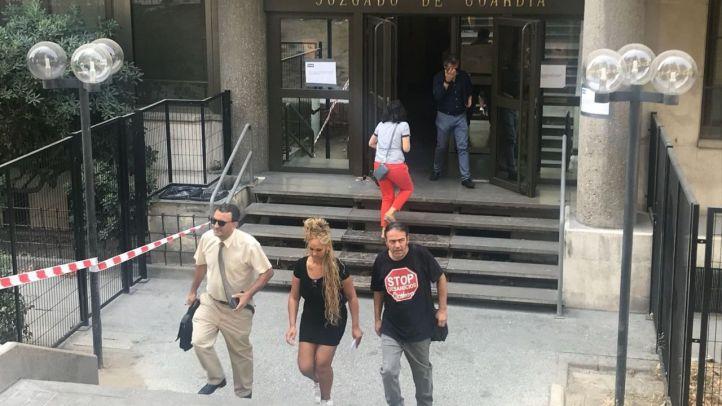 Soraya pide al juez que paralice su desahucio