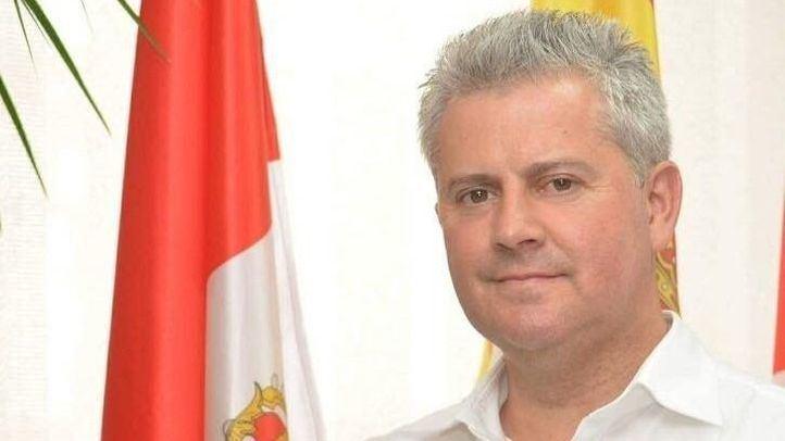 El alcalde de San Sebastián de los Reyes, Narciso Romero