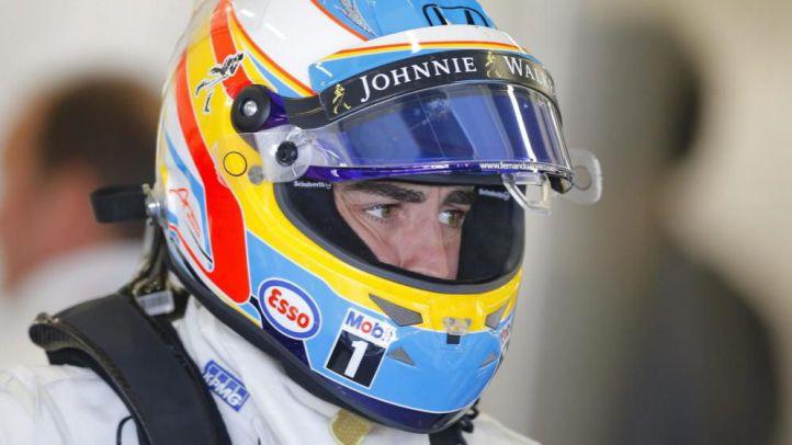 Alonso, el piloto más joven en ganar un gran premio de F1