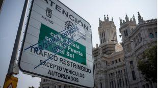 Madrid Central ya está aquí