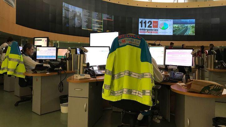 Centro de Emergencias 112