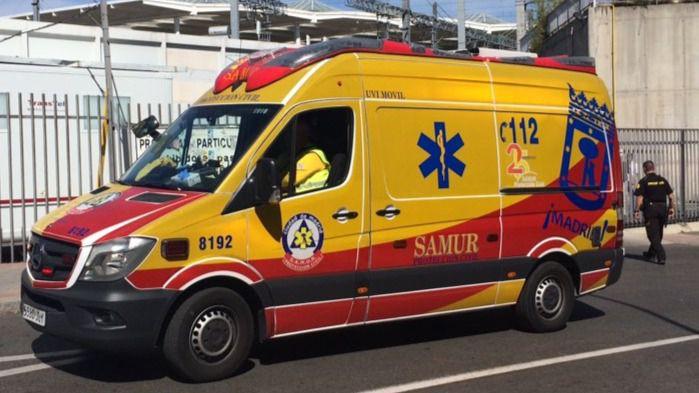 Apuñalado un hombre de 63 años en Fuencarral