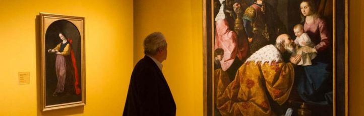 Zurbarán, el pintor monástico por excelencia
