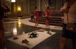 La familia Franco se hará cargo de los restos del dictador