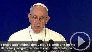 El Papa reconoce el fracaso ante los abusos a menores