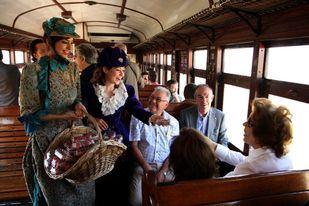Los trenes que te llevan de viaje por la historia