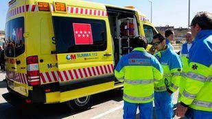 Fallece tras chocar contra un todoterreno en Fuente el Saz