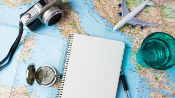 Por tierra, aire o mar... ¡Lo importante es viajar!