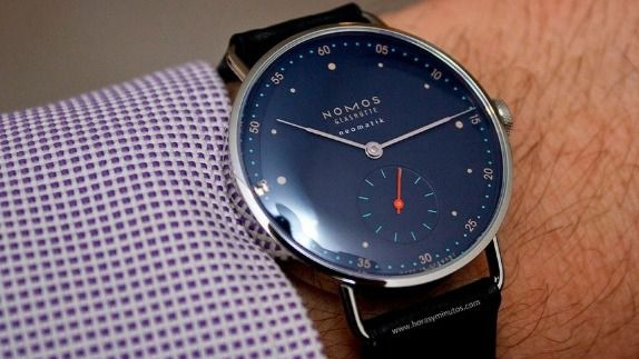 No es necesario gastar mucho dinero para adquirir un reloj de calidad
