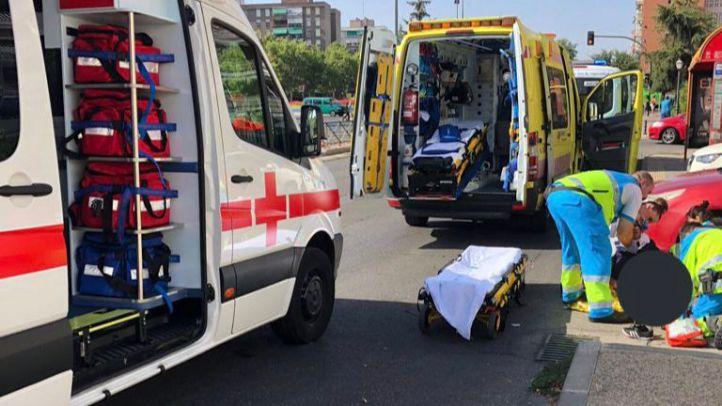 La Policía busca a un conductor fugado tras atropellar a una mujer en Alcorcón
