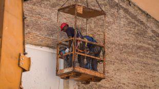 Preocupación por los cimientos de un inmueble en Alcalá