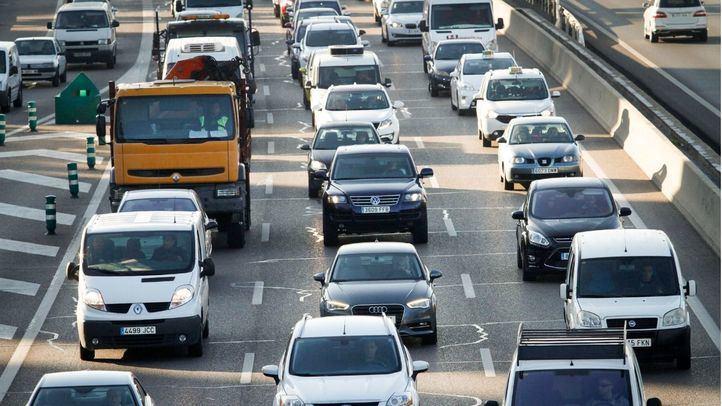 Tres días para mover casi un millón de coches