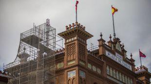 Un festival entre andamios: la música vuelve a Las Ventas