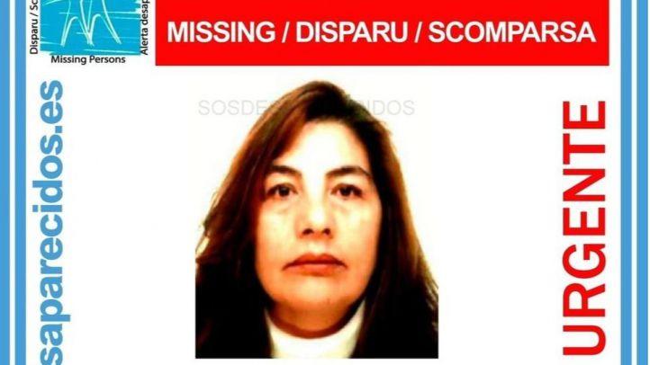 Se busca a una mujer desaparecida en Madrid
