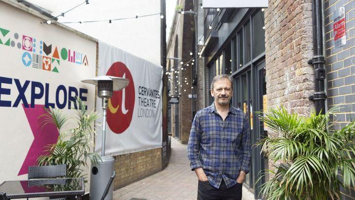 Jorge de Juan, promotor del proyecto.