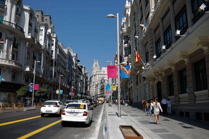 Madrid inaugurará la Gran Vía el 24 de noviembre