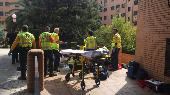 Tiroteo en Usera: cuatro detenidos por intentar asesinar a un colombiano