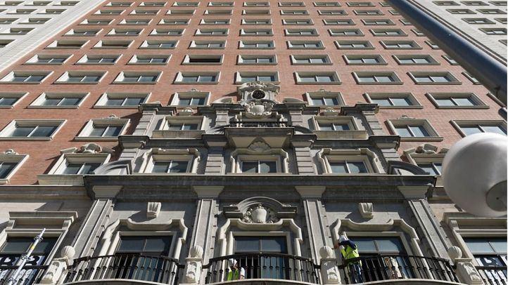 RIU asegura que continuará con las obras en el Edificio España