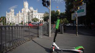 Madrid pone coto a los patinetes eléctricos