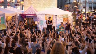 De desalojar el 15-M feminista a ampliar su permiso