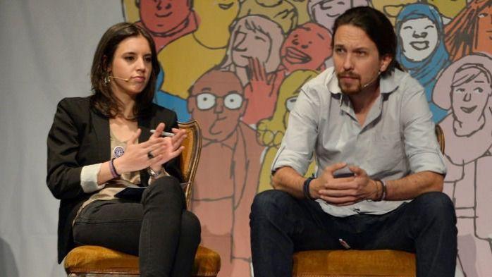 Los hijos de Pablo Iglesias e Irene Montero nacieron de manera prematura el pasado 3 de julio