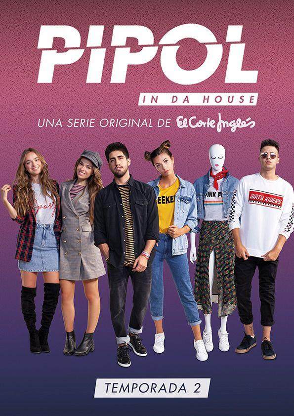 """El Corte Inglés vuelve a apostar por la serie """"Pipol In Da House"""" para presentar su moda de joven"""