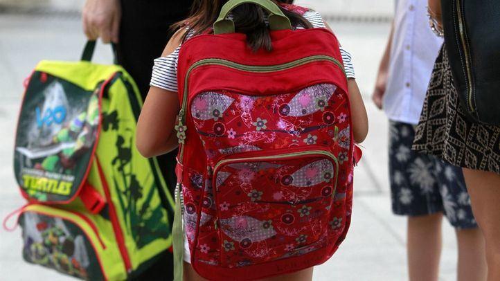 Los alumnos de Pozuelo del Rey tienen que desplazarse al Colegio de Educación Infantil y Primaria 'Juan de Goyeneche', en Nuevo Baztán.