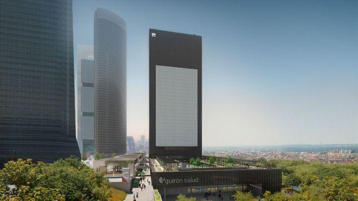 Casi 50 ascensores para la Torre Caleido