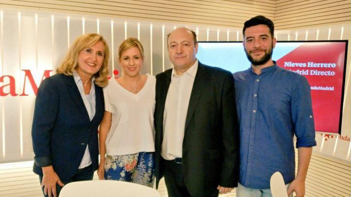 Pérez Baos y Zafra, orgullosos de la sanidad española