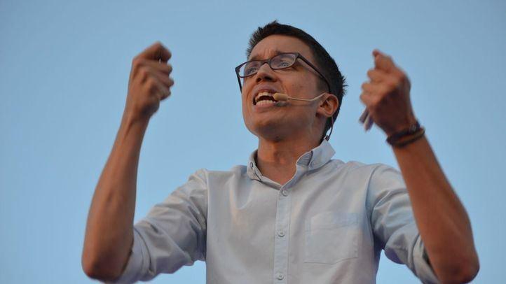 Errejón será el previsible candidato a la presidencia de la Comunidad de Madrid.