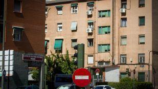 Viviendas del Ivima en el barrio de Comillas.