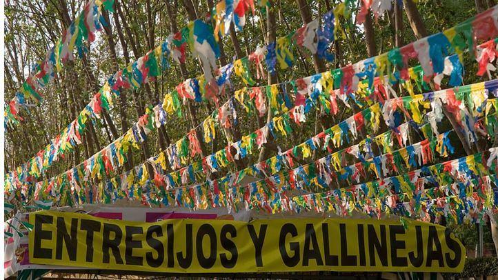 Arganzuela, fiestas de La Melonera.