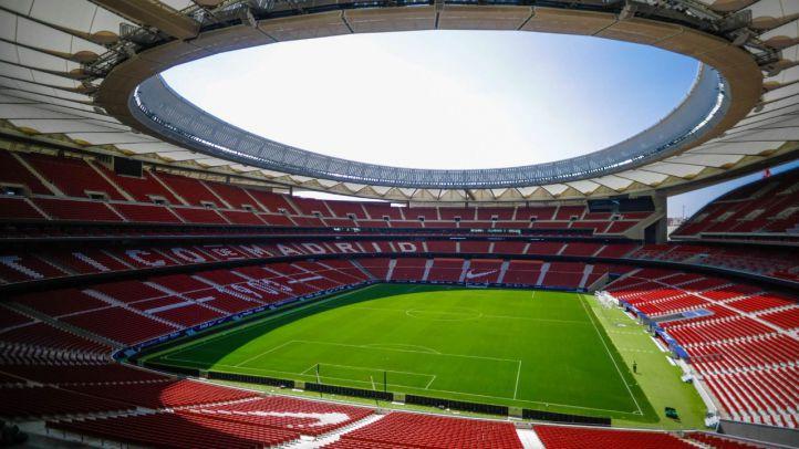 El Metropolitano, nominado como mejor instalación deportiva del mundo