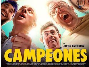 Campeones, a los Oscar